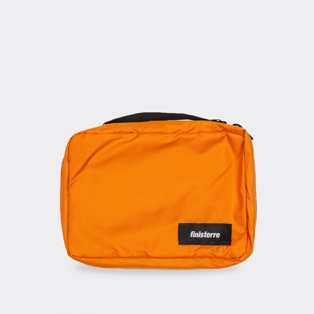 Finisterre Small Wash Bag - Russet