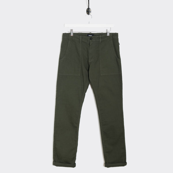 Finisterre Upton Trouser - Moss  - CARTOCON
