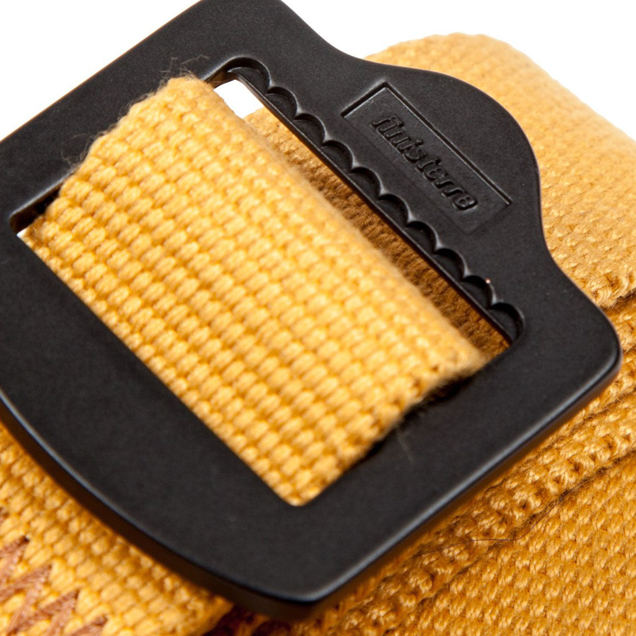 Finisterre Bowline Belt - Manuka Yellow