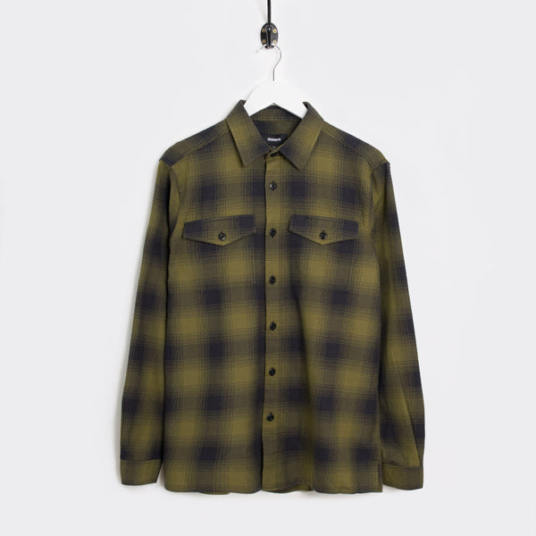 Finisterre Keplar Shirt - Forest Check - 1