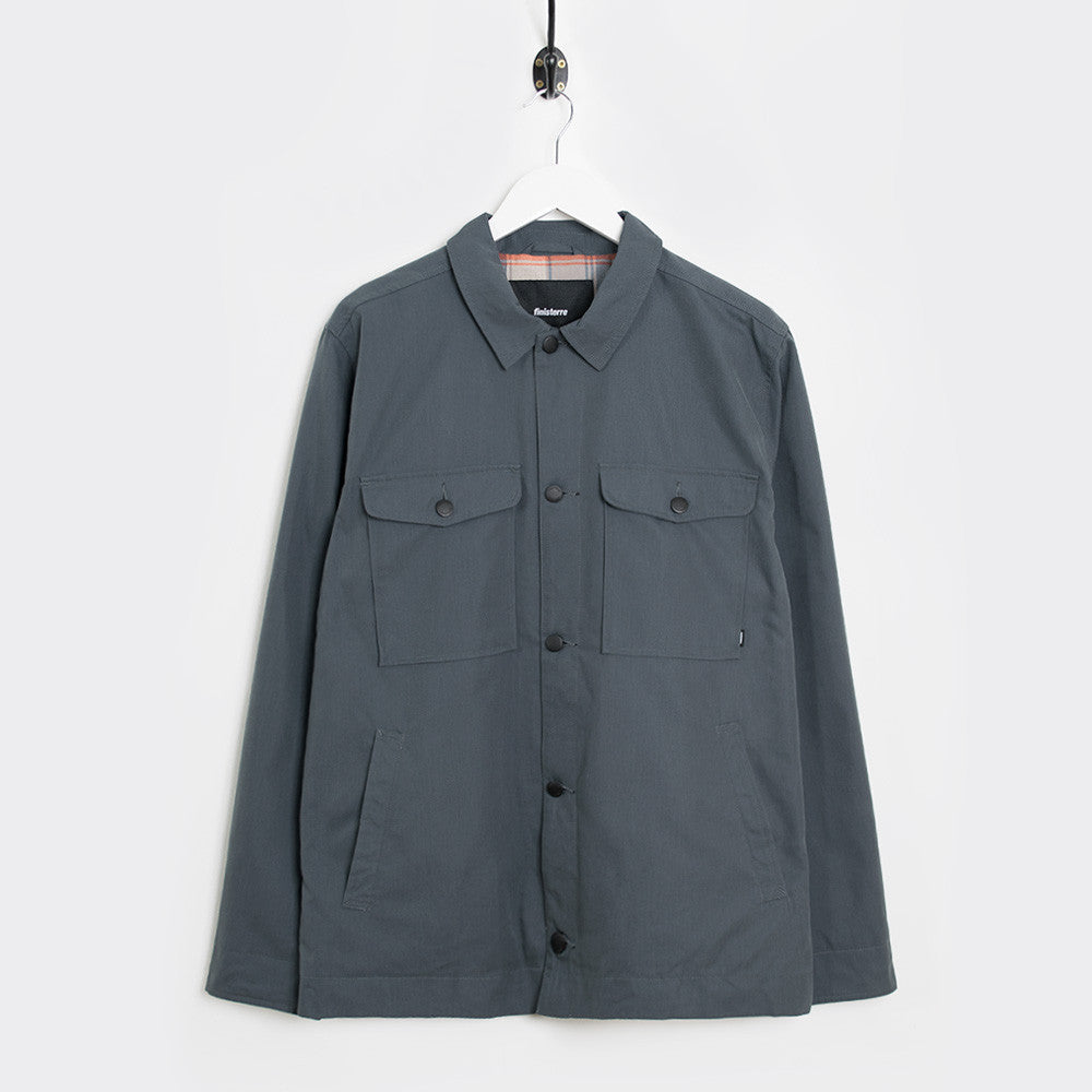 Finisterre Gravis Jacket - Navy - 1