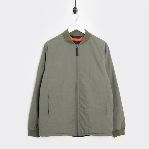 Finisterre Halitus Bomber Jacket - Bayleaf - 1