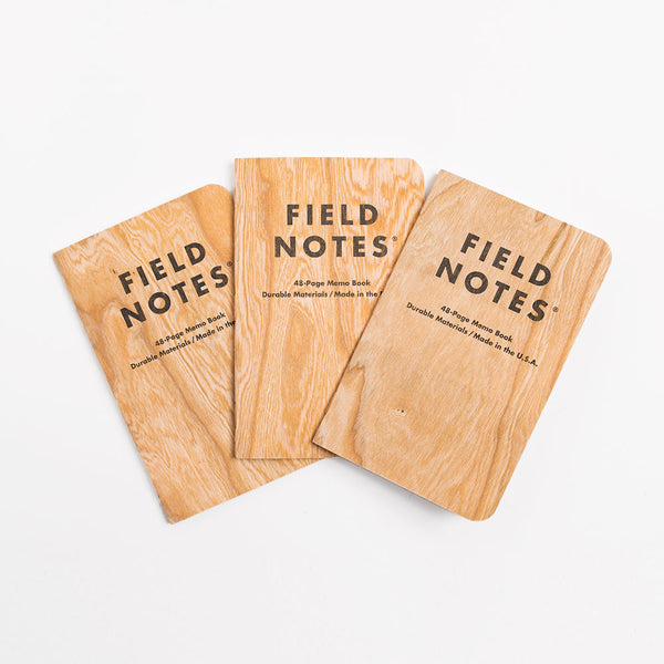 Field Notes 3-pack Notebooks - Cherry Graph Edition Other Stuff - CARTOCON
