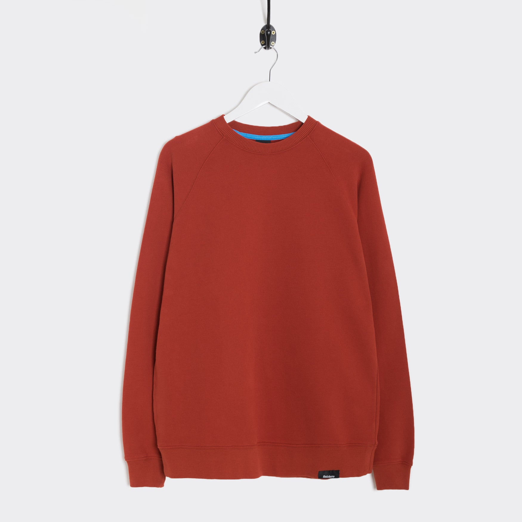 Finisterre Coho Sweatshirt - Red Clay