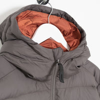 Finisterre Nebulas Jacket - Ash / Rum  - CARTOCON