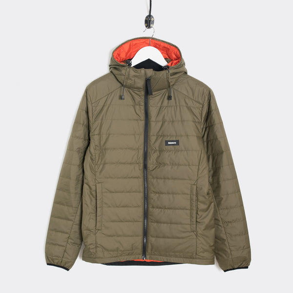 Finisterre Nimbus Jacket - Khaki  - CARTOCON