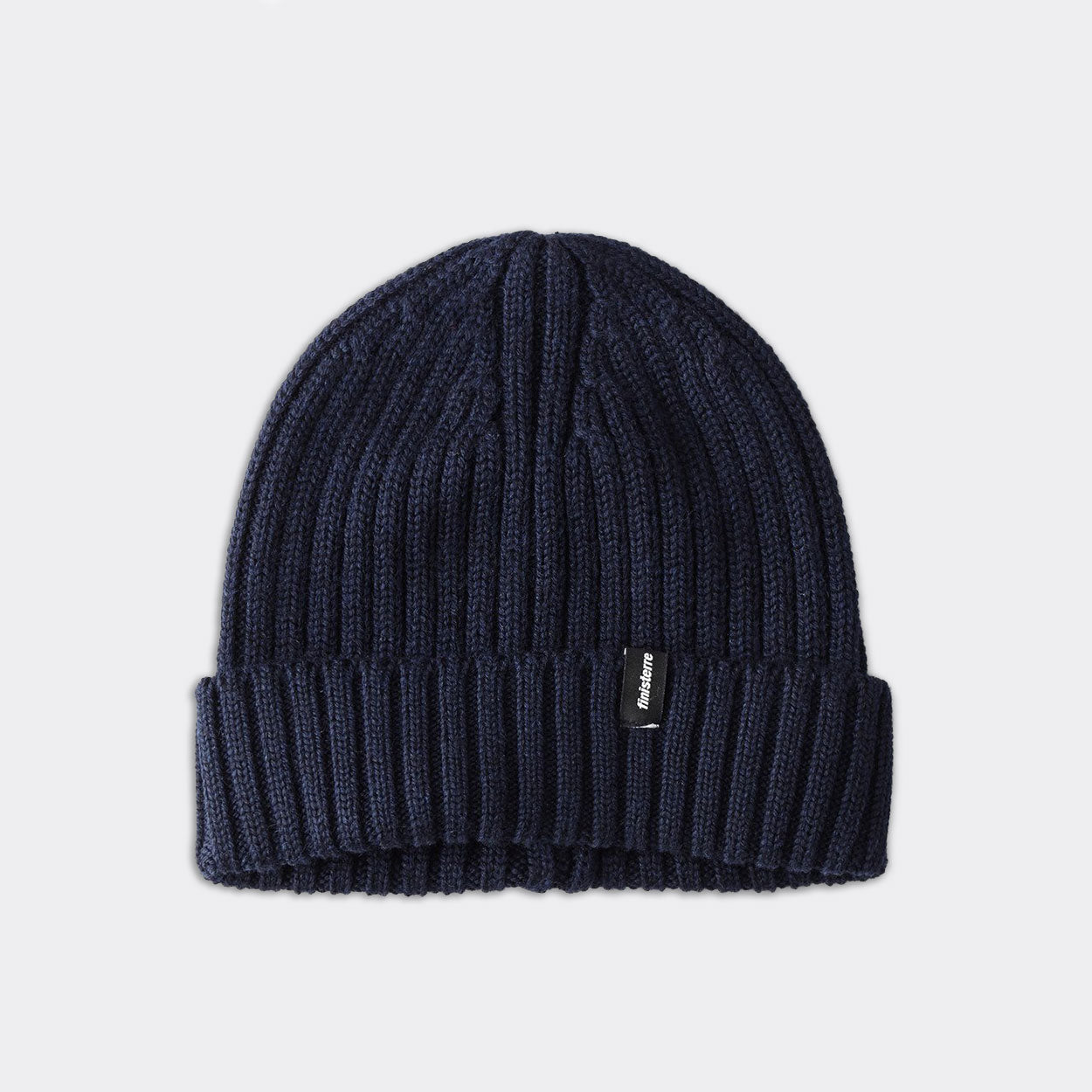 Finisterre Fisherman Beanie - Navy Hat - CARTOCON
