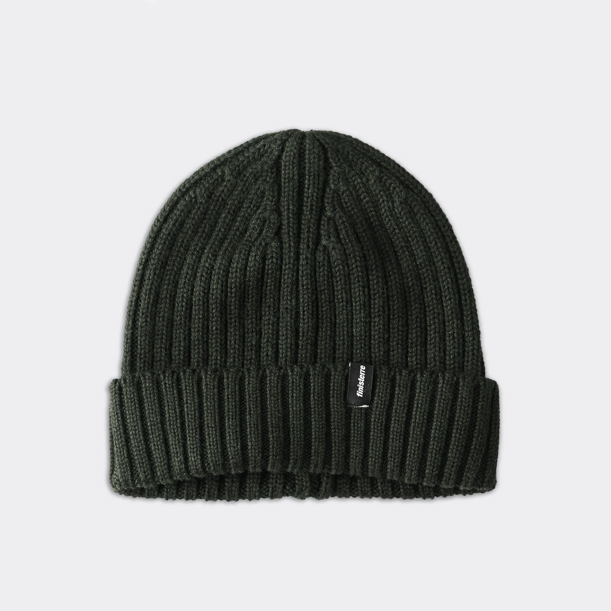 Finisterre Fisherman Beanie - Fern Green