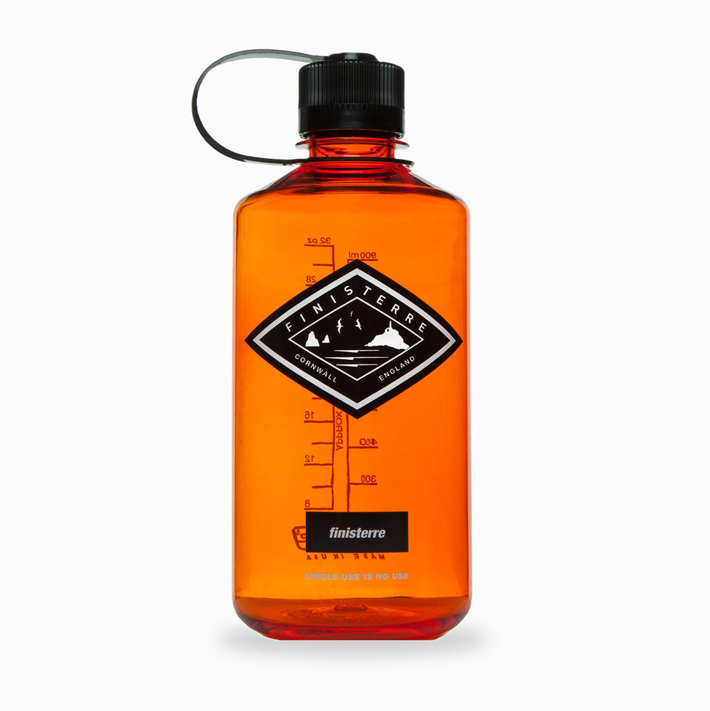 Finisterre Nalgene Water Bottle - Flame Other Stuff - CARTOCON