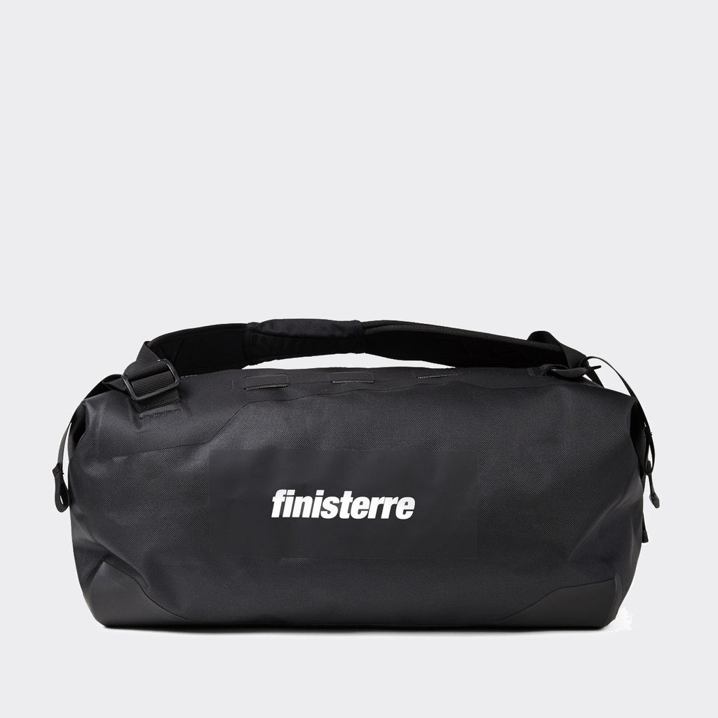 Finisterre 40L Duffle Bag - Black Bag - CARTOCON