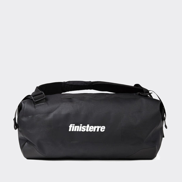 Finisterre 40L Duffle Bag - Black Backpack - CARTOCON