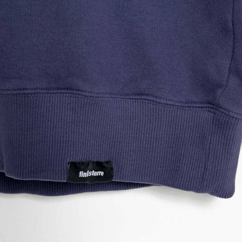 Finisterre Coho Sweat - Moonlight Blue Not Listed - CARTOCON