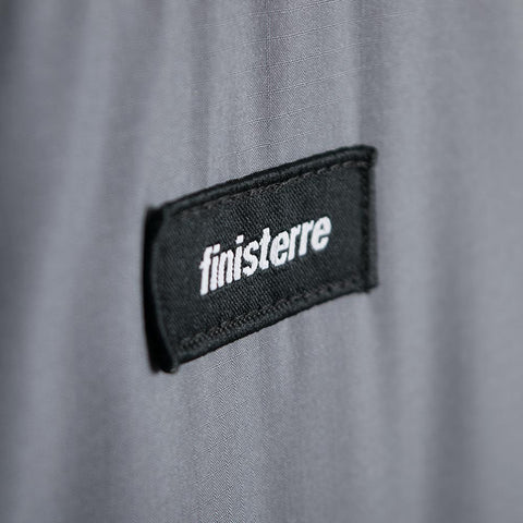Finisterre Sastruga jacket - Charcoal  - CARTOCON
