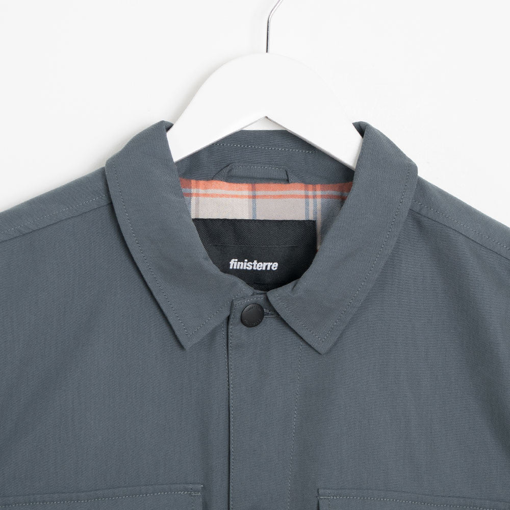 Finisterre Gravis Jacket - Navy - 2