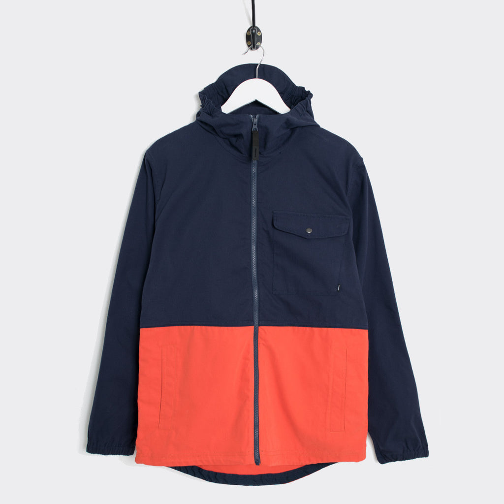 Finisterre Latitude Jacket MK3 - Navy/Flame
