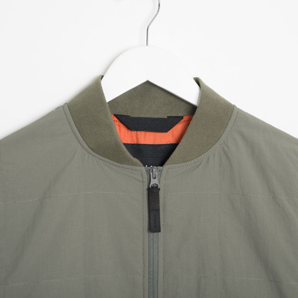 Finisterre Halitus Bomber Jacket - Bayleaf - 2
