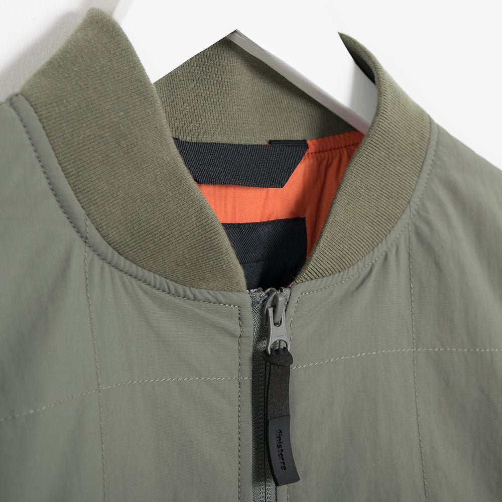 Finisterre Halitus Bomber Jacket - Bayleaf - 3
