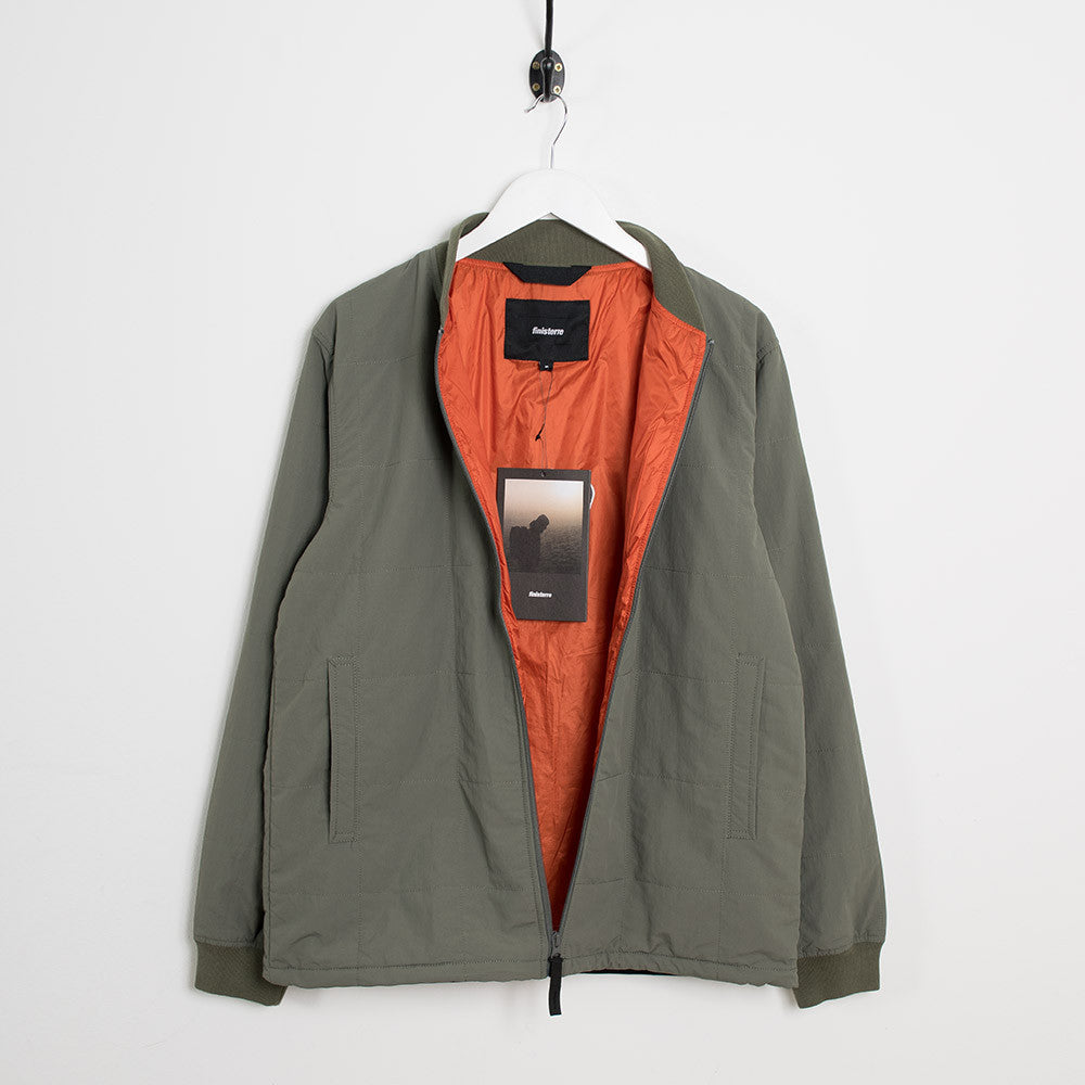Finisterre Halitus Bomber Jacket - Bayleaf - 6