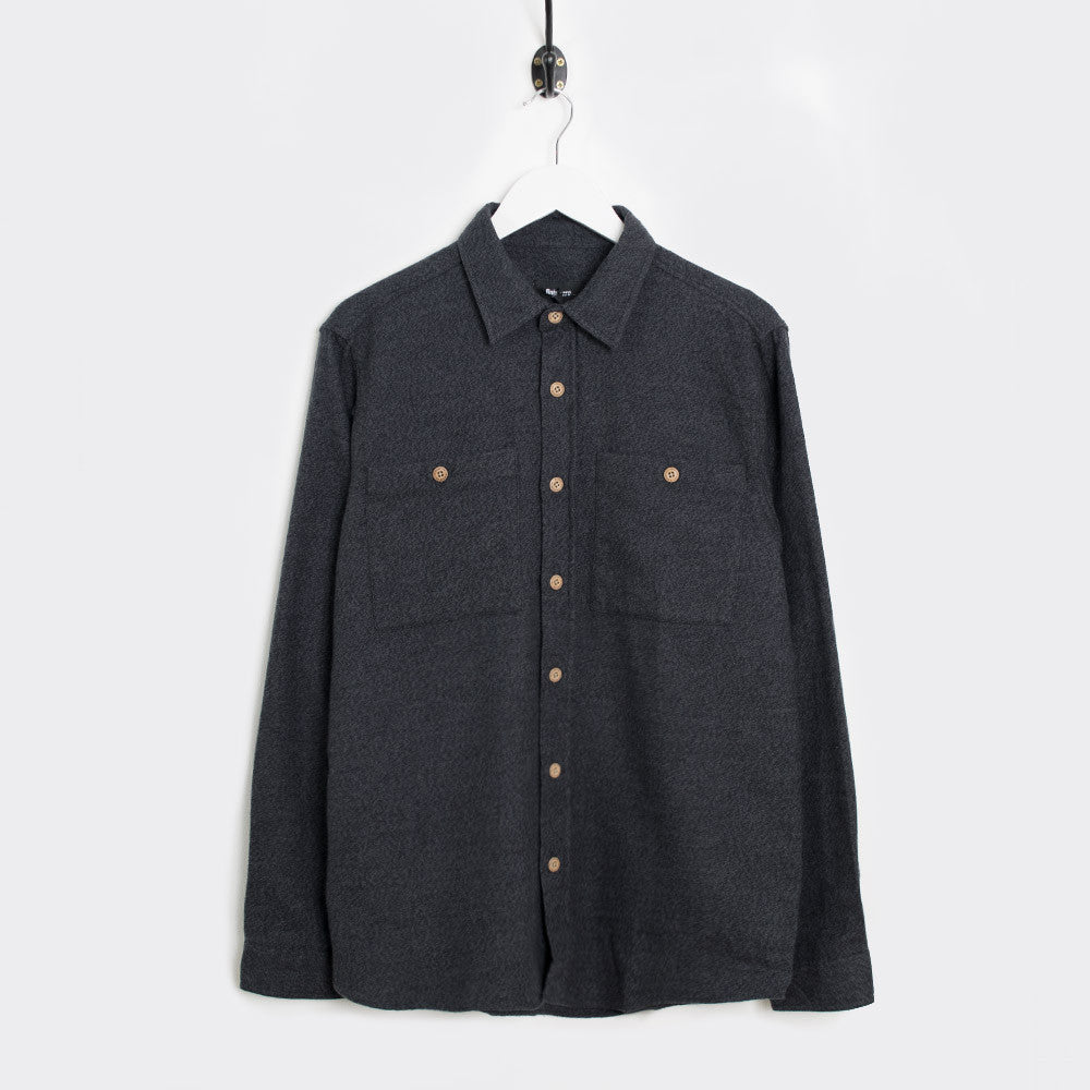 Finisterre Sandway Shirt - Anthracite  - CARTOCON