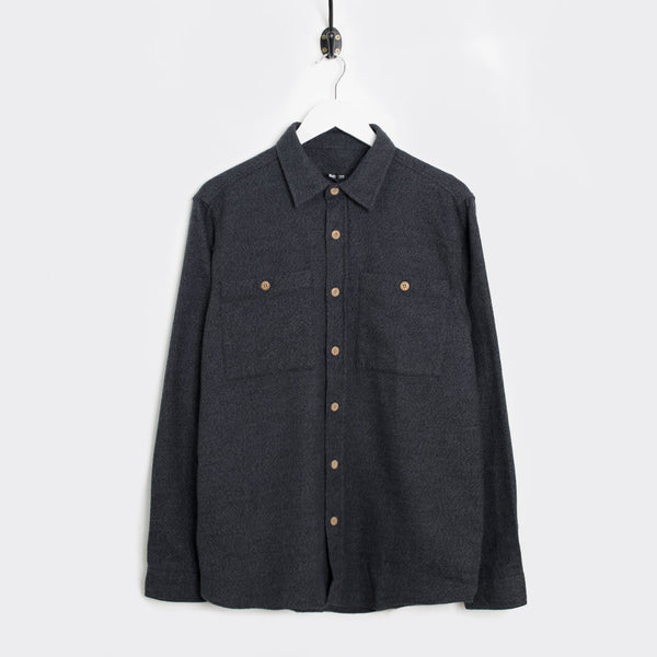 Finisterre Sandway Shirt - Anthracite - 1