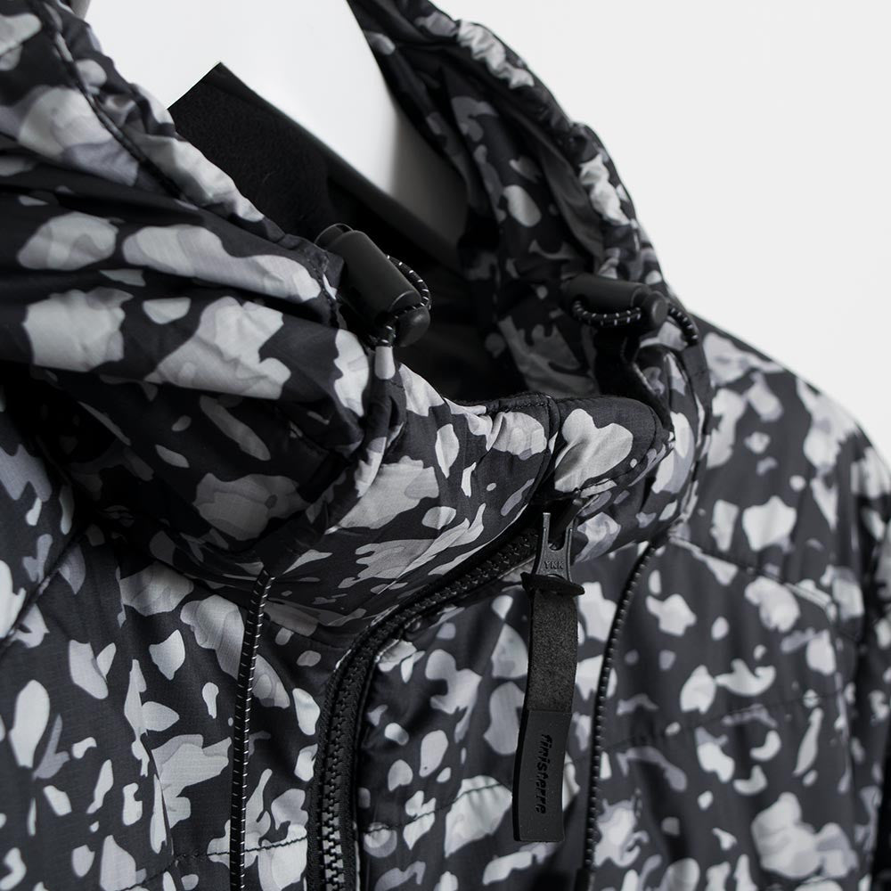 Finisterre Nimbus Jacket - Wax Camo - 4