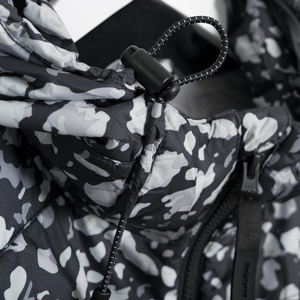 Finisterre Nimbus Jacket - Wax Camo - 6