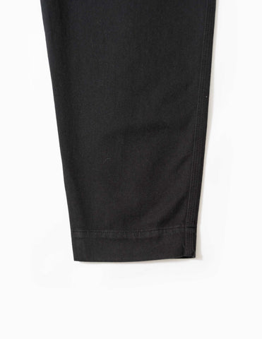 Folk Assembly Pant - Soft Black