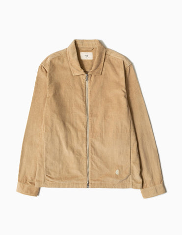 Folk Signal Jacket - Oatmeal