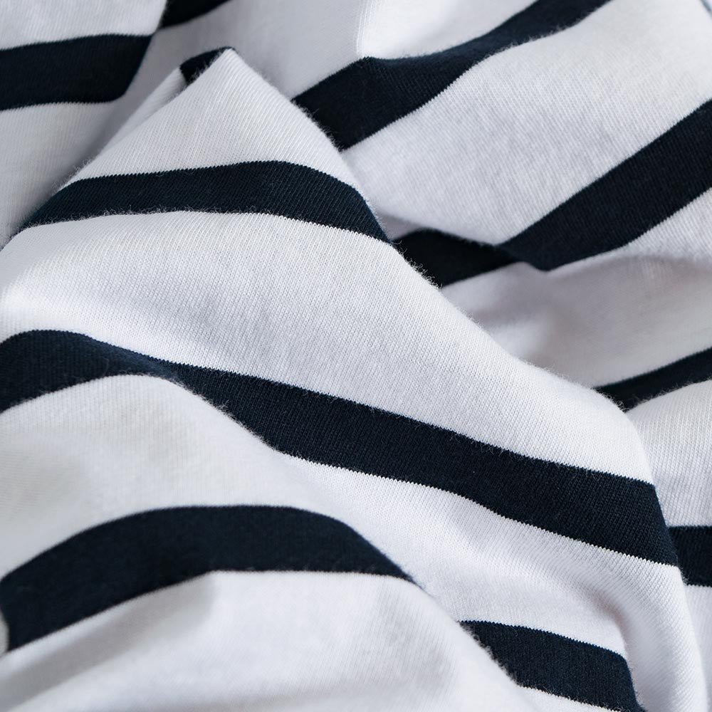 Form & Thread Essential T-Shirt - Breton Stripe - 4
