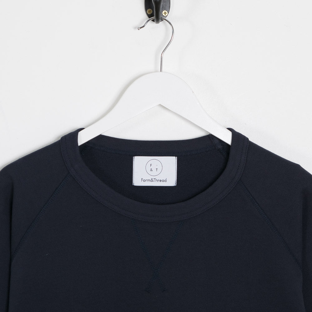 Form & Thread Essential Sweatshirt - Navy - 2