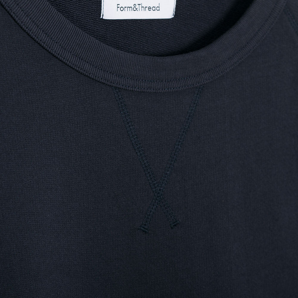 Form & Thread Essential Sweatshirt - Navy - 3