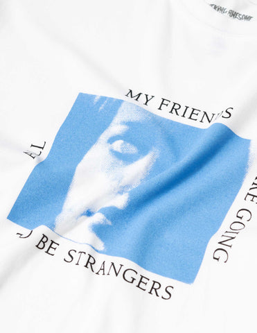 Fucking Awesome Friends/Strangers T-Shirt - White