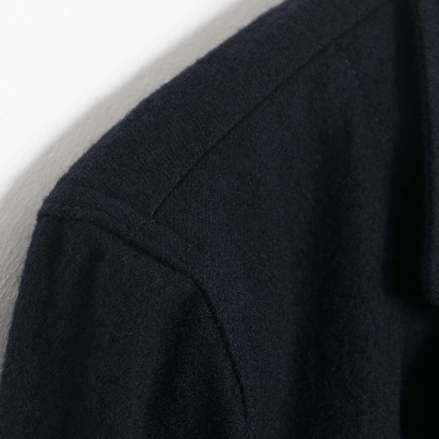 Garbstore Simple Wren Coat - Navy