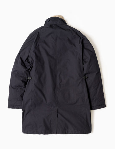 Garbstore Cordura® Goose Down Mac - Navy
