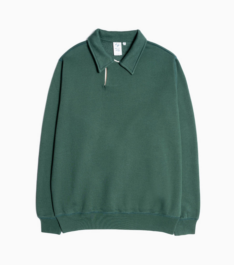 Garbstore Rugby Sweat - Green
