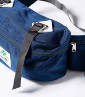 Garbstore x Sanpack Fanny Pack - Marine Blue Bag - CARTOCON