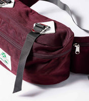 Garbstore x Sanpack Fanny Pack - Burgundy Bag - CARTOCON