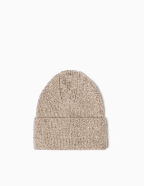 Garbstore The English Difference Beanie - Tan
