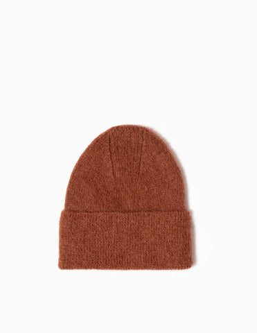 Garbstore The English Difference Beanie - Rust