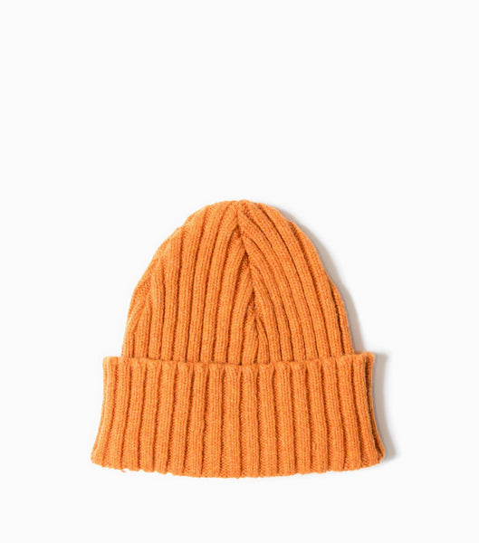 Garbstore The English Difference Beanie - Orange Hat - CARTOCON