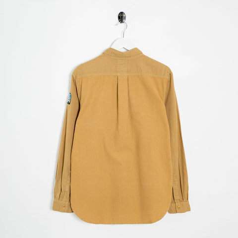 Garbstore CPU Softback Shirt - Tan Not Listed - CARTOCON