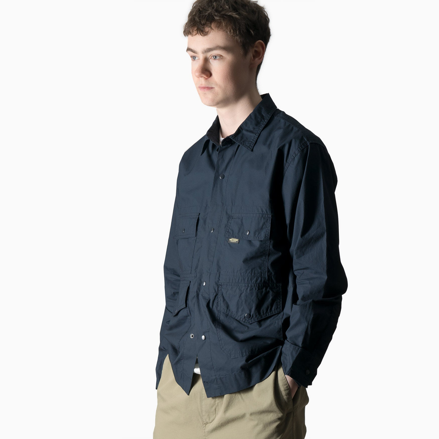 Garbstore Flight Shirt - Navy