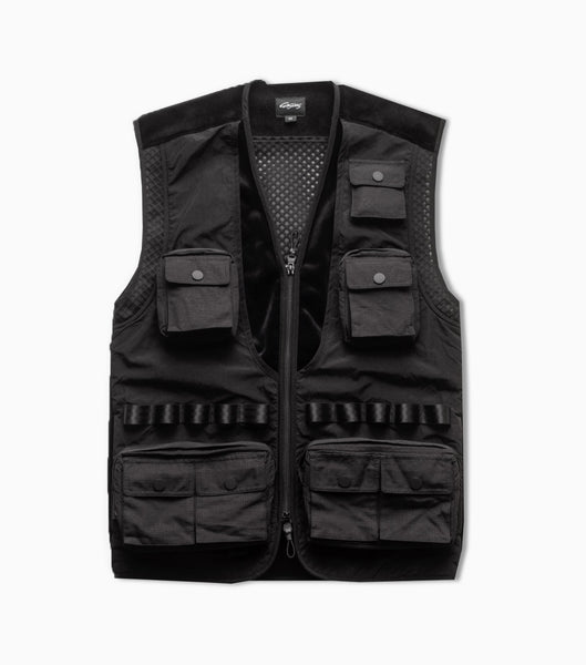 Gasius Bulletproof Vest - Black Jacket - CARTOCON