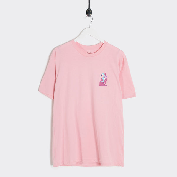 Good Worth Flamingo T-Shirt - Pink