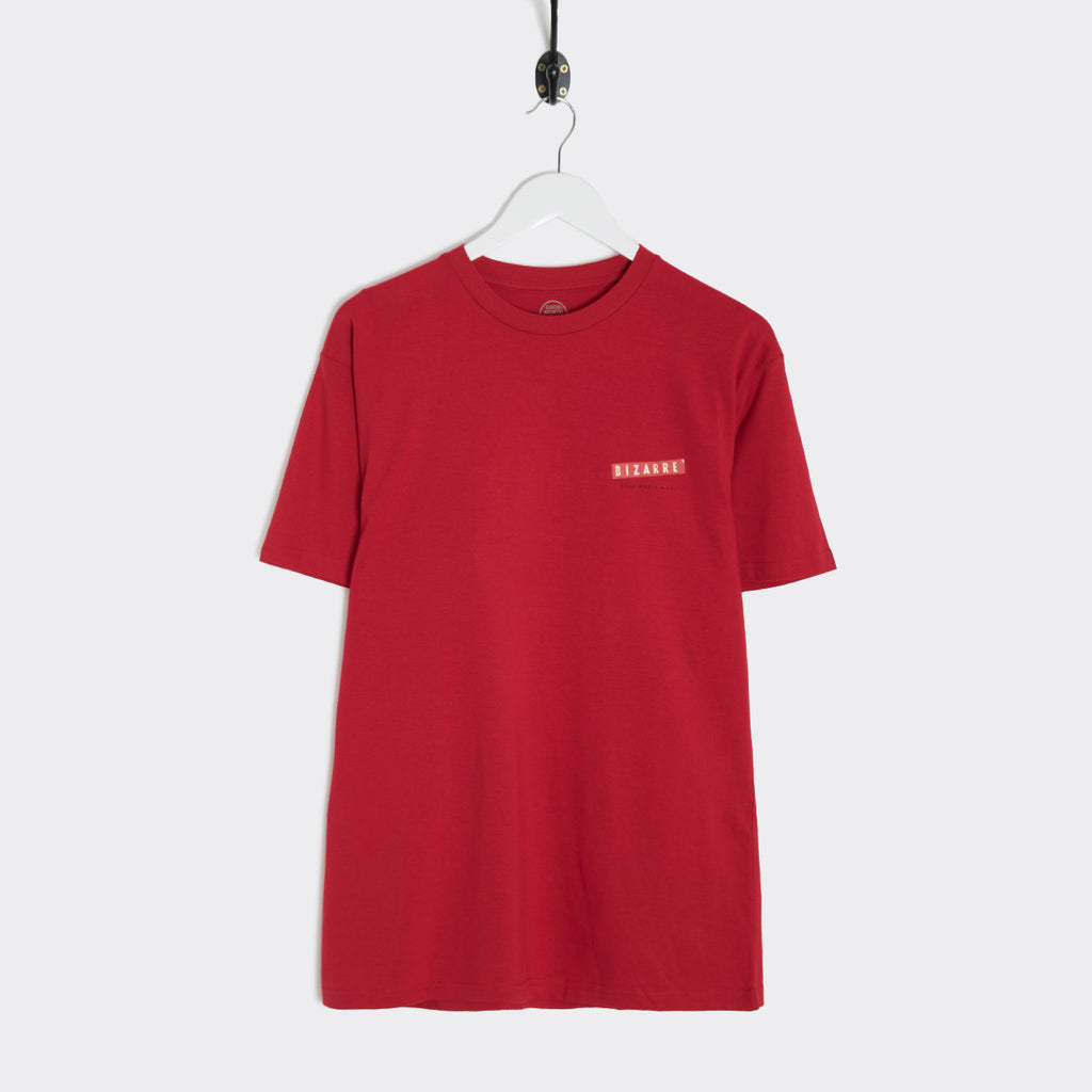Good Worth Bizarre T-Shirt - Red