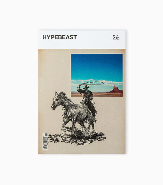 Hypebeast Magazine Issue 26 Magazine - CARTOCON
