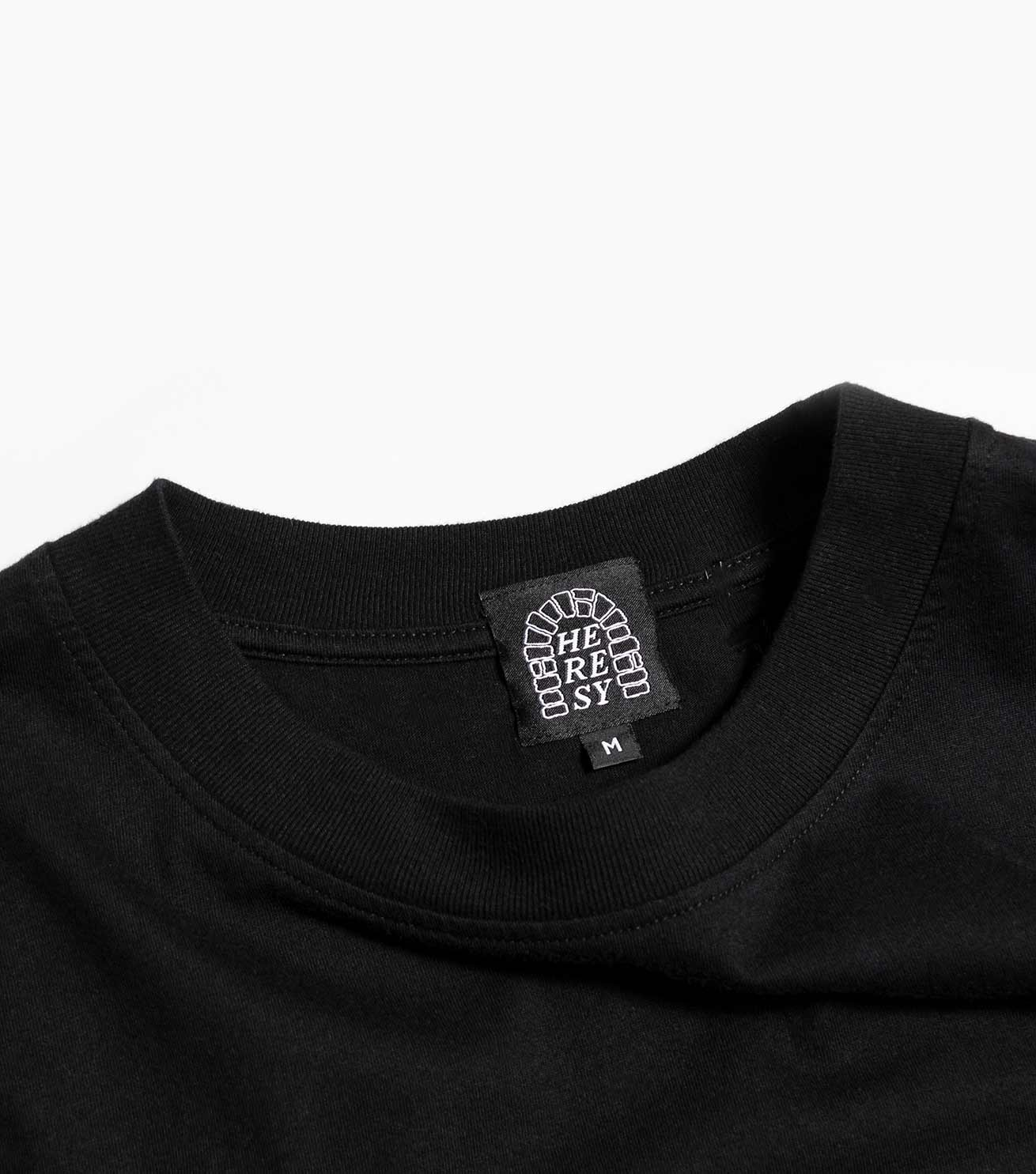 Heresy Hill Giant T-Shirt - Black