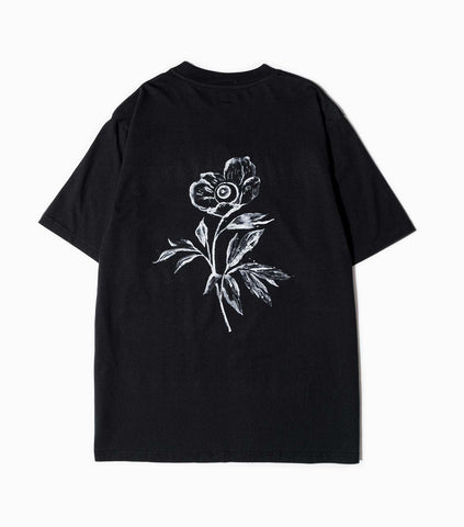 Heresy Flora T-Shirt - Black T-Shirt - CARTOCON