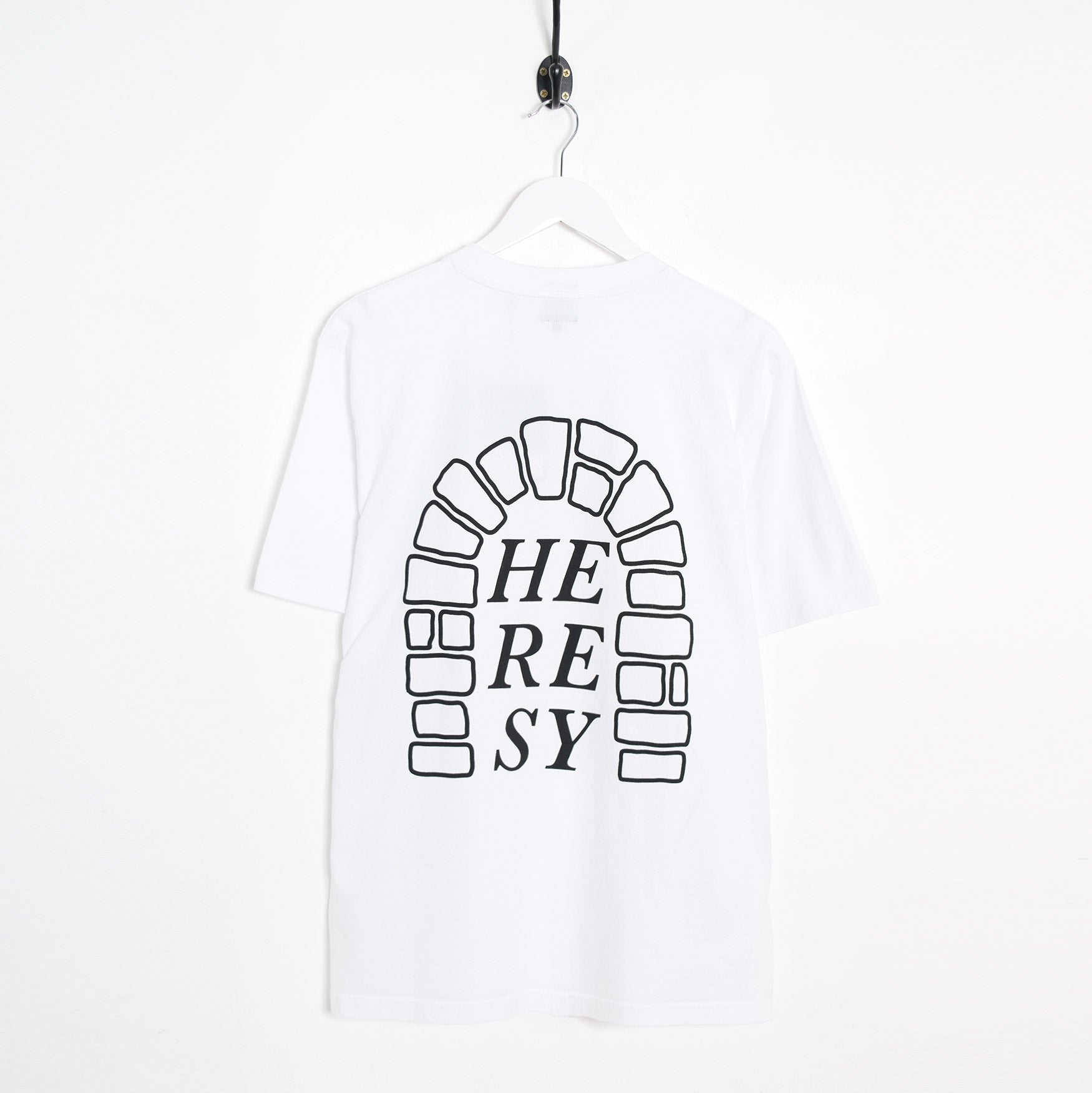 Heresy Arch T-Shirt - White