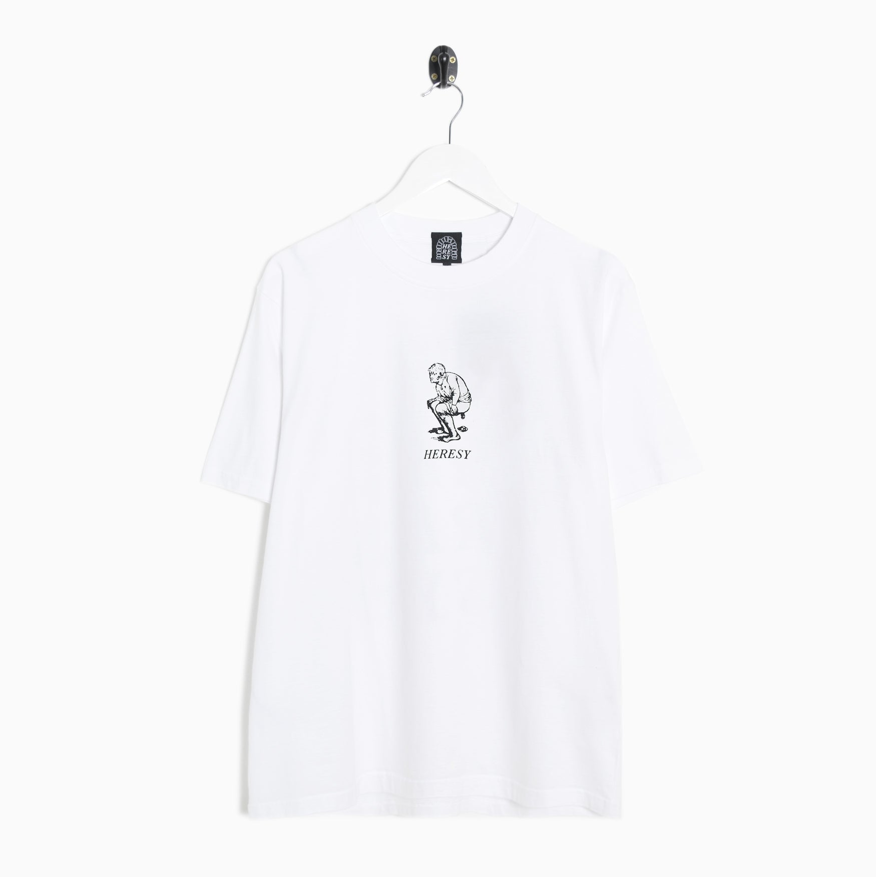 Heresy Filth T-Shirt - White